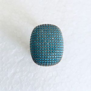Vintage 925 Turquoise Ring size 7